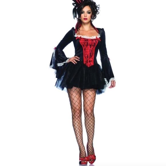 Transylvania Temptress Tutu Dress